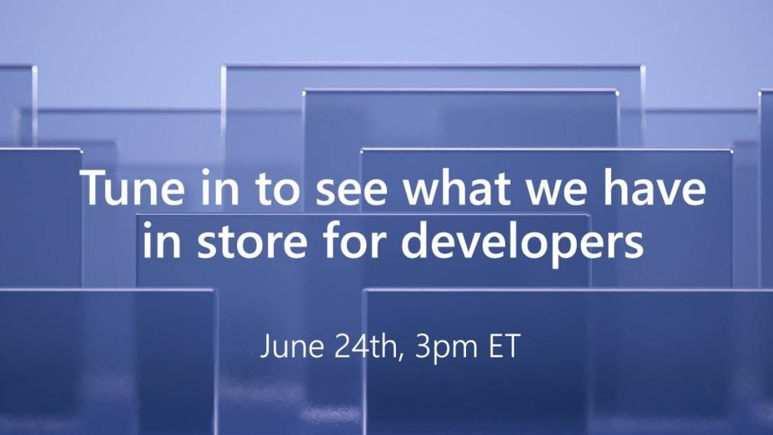 Microsoft-Windows-developer-event