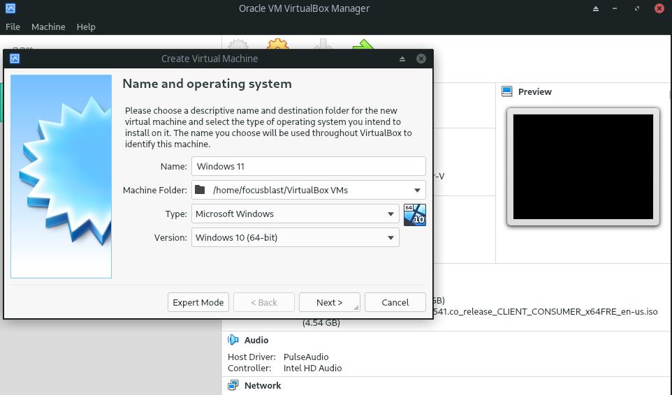 VirtualBox-Windows-11