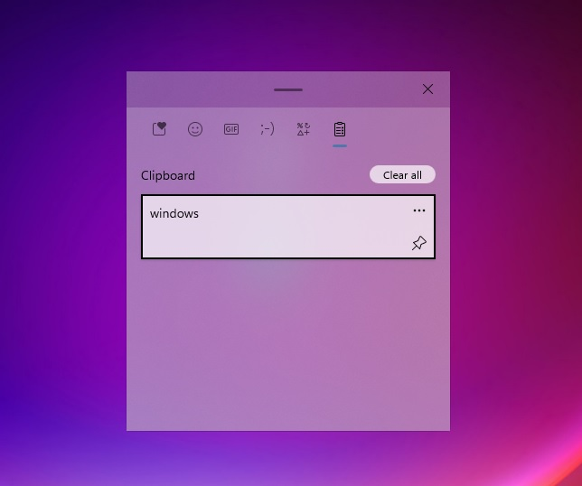 Windows-11-Clipboard