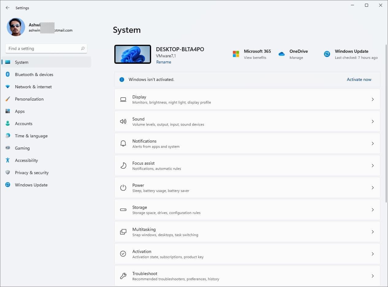 Windows-11-Settings