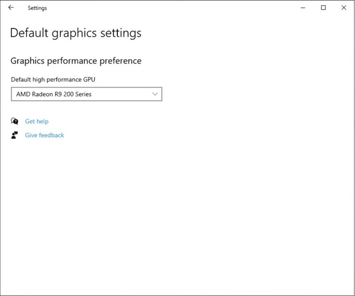 Windows-GPU-settings