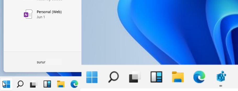 left-taskbar-size