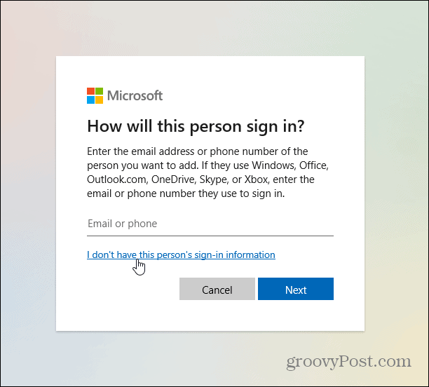 3-don-t-have-info-msft-account