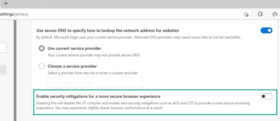 Enable-security-mitigations-for-a-more-secure-browsing-experience-setting