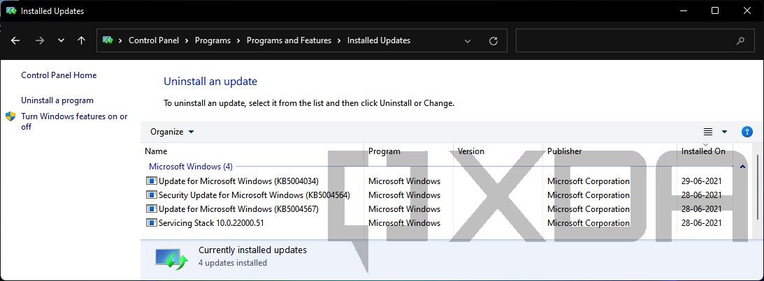 Windows-11-Control-Panel-Installed-Updates
