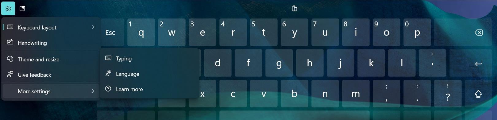 keyboard-settings