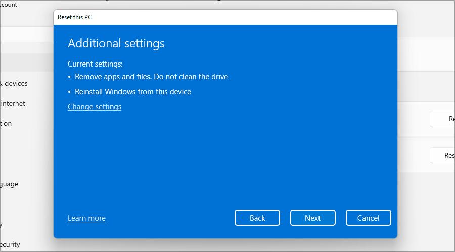 reinstall-settings