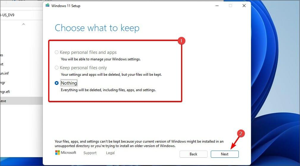 select-files-to-keep