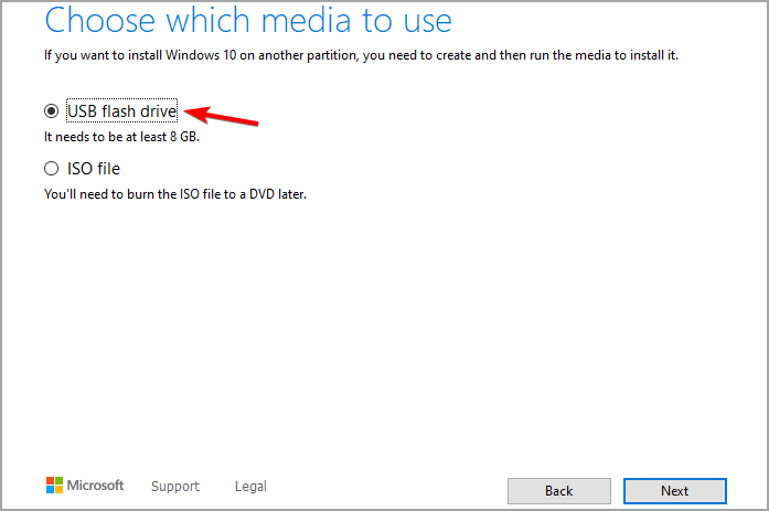 usb-flash-drive-media-instllation-tool